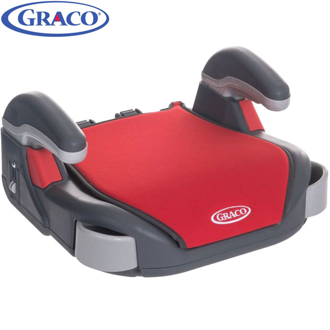 GRACO Столче за кола 15-36kg. BOOSTER BASIC POMPEIAN RED