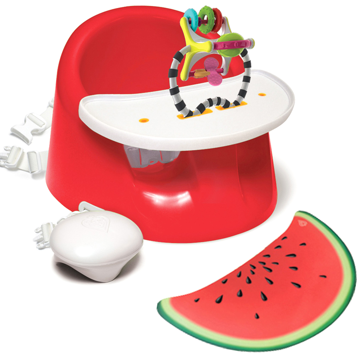 Prince Lionheart Детско столче bebePod® flex Plus Watermelon Red