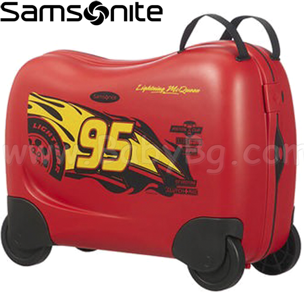 Samsonite Куфарче за яздене на 4 колела Dreamrider Disney Cars 3